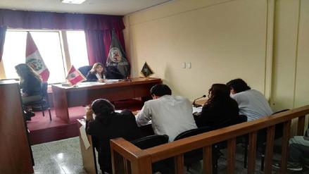 Dictan siete meses de prisión para sujeto que asaltó a taxista en Chimbote