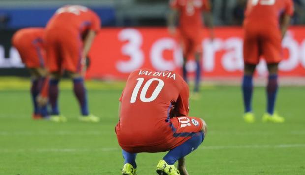 Chile no reclamará por el final del partido entre Perú y Colombia
