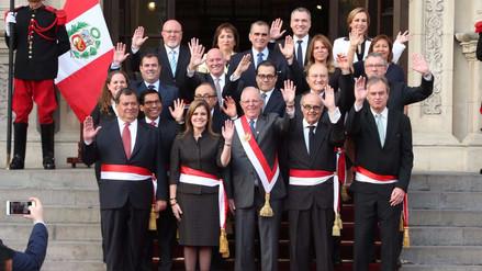 Pleno del Congreso otorga voto de confianza a Gabinete presidido por Mercedes Aráoz