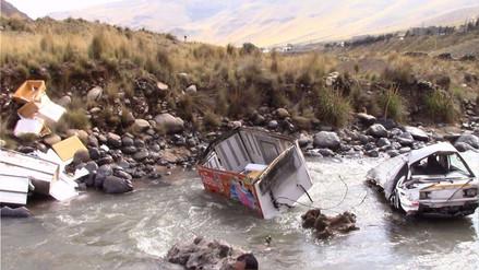 Un muerto dejó despiste de vehículo en La Oroya