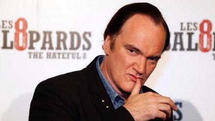 Quentin Tarantino se refirió al escándalo de Harvey Weinstein