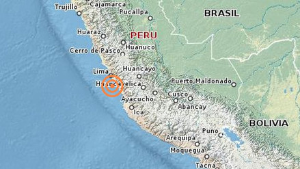 Un sismo de 4,0 grados sacudió la región Lima esta madrugada