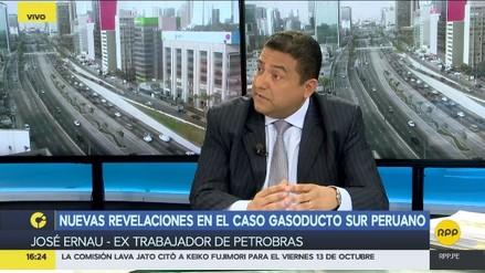 Ex trabajador de Petrobras denuncia que Gasoducto Sur Peruano es inviable