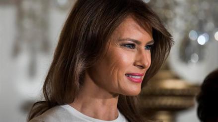 Una mujer se somete a nueve cirugías para parecerse a Melania Trump