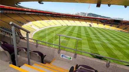 Paseo virtual: recorre el estadio de Nueva Zelanda con Google Maps