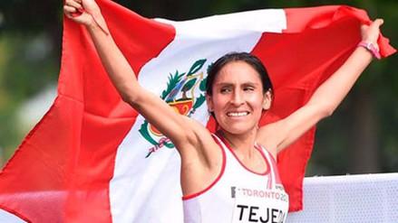 Ministro de Educación confirmó que Gladys Tejeda competirá en los Bolivarianos
