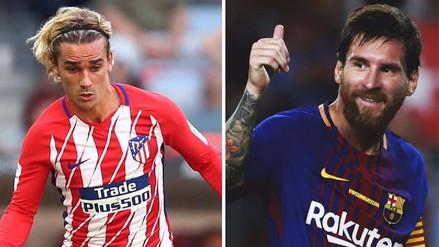 Barcelona jugará por primera vez ante Atlético de Madrid en el Wanda Metropolitano