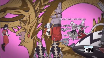 Dragon Ball Super | Estrenan quinto ending para Latinoamérica