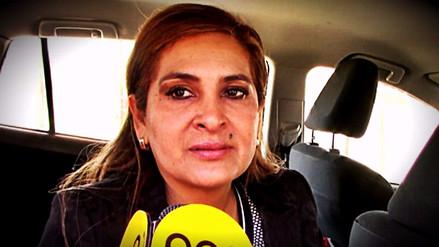 Congresistas solicitan retirar a Maritza García de presidencia de Comisión de la Mujer