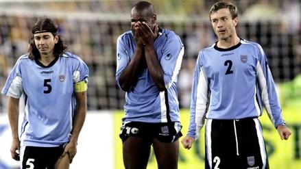 Australia tomó esta ventaja para eliminar a Uruguay en el repechaje