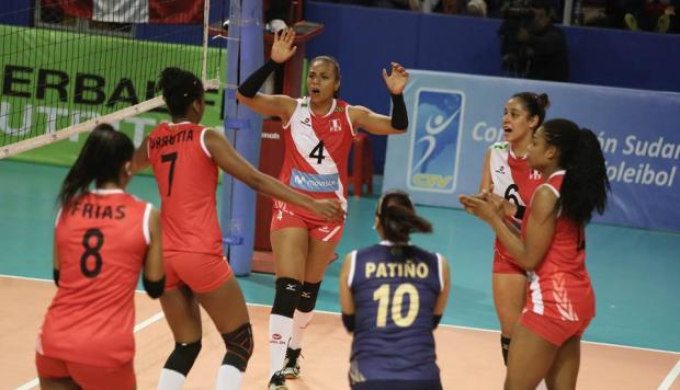Campeonato premundial de vóley femenino se inicia en Arequipa
