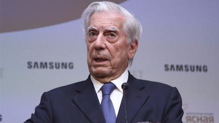 """Mario Vargas Llosa: """"Siento mucha admiración por Tolstoi"""""""