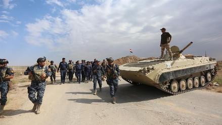 Más de cien yihadistas se rindieron y fueron expulsados de Al Raqa