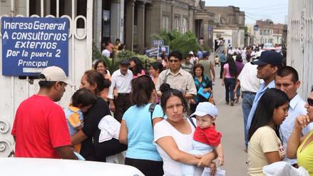 El Gobierno declarará en emergencia 18 hospitales de Lima para mejorar sus infraestructuras