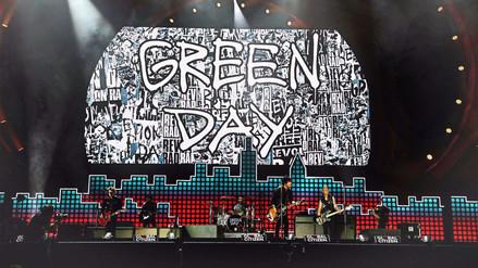 Concierto de Green Day coincide con repechaje de Perú
