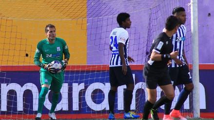 Alianza Lima empató ante Cantolao y se aleja de Real Garcilaso