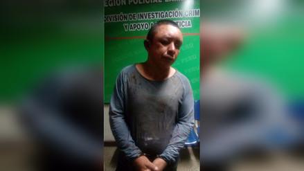 Detienen a presunto cómplice en asesinato de joven mototaxista