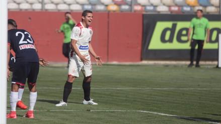 Universitario derrotó 2-1 a San Martín en el Estadio Monumental