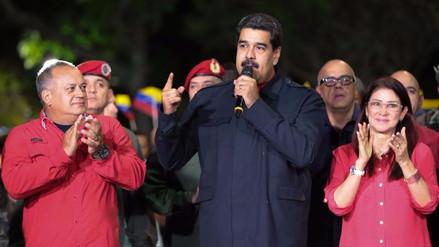 El chavismo ganó 17 gobernaciones en Venezuela, frente a cinco de la oposición