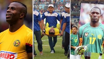 Los futbolistas que tuvieron una muerte súbita en pleno partido