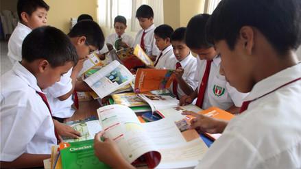 Textos escolares repartidos por el Minedu presentan serios errores