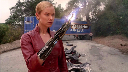 Así luce la exterminadora T-X tras 14 años del estreno de Terminator 3