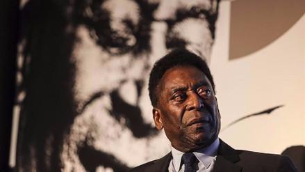 Estrenan película de 'Pelé' en Brasil sin la presencia del exjugador