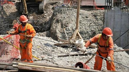Sector construcción creció 8.94% en setiembre de 2017