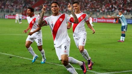 Perú se metió entre los 10 mejores del ranking FIFA