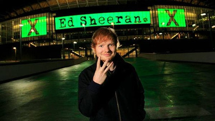 Ed Sheeran fue atropellado en Londres