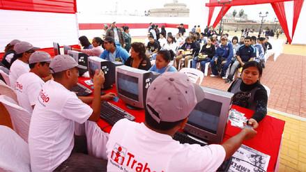 INEI: Se crearon 446 mil nuevos empleos en Perú entre junio y agosto