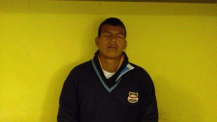 Sorprenden a sargento del Ejército robando vivienda en Huamachuco