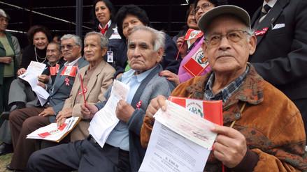 IPE: Dos tercios de los afiliados a la ONP no recibirán pensión