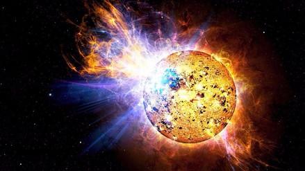 Una llamarada solar amenaza al planeta en el próximo siglo