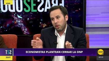 Economistas plantean la eliminación de la ONP