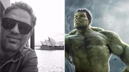 Instagram | Mark Ruffalo cree en realizar una película de 'Hulk'