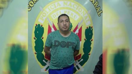 Capturan a cabecilla de organización criminal 'Los Tochos de Huaral'