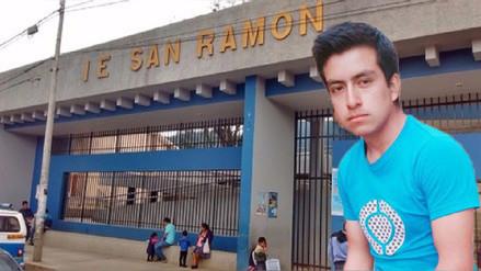 """Director de San Ramón: """"accidente en Pimentel es un hecho fortuito"""""""