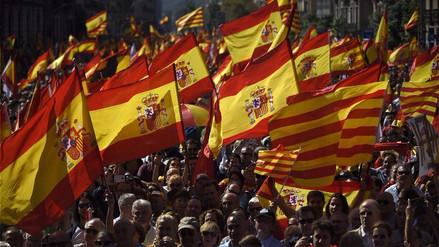 El Tribunal Constitucional de España anuló la ley del referéndum de Cataluña