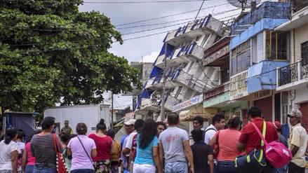 Unas 12 millones personas fueron afectadas por terremotos de septiembre en México