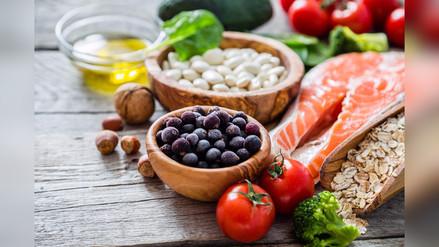 Contar con alimentos de diversos colores en el plato garantiza una diversidad de nutrientes