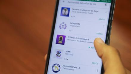 Crean aplicativo móvil para rastrear el recorrido del Señor de los Milagros por GPS