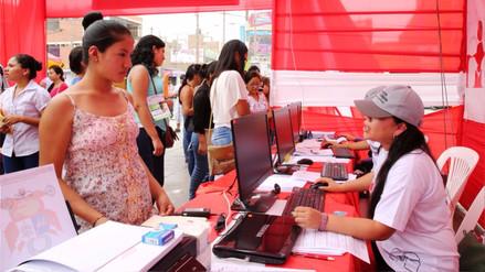 ¿Buscas empleo? Feria laboral ofrece más de 10,000 puestos hasta el jueves