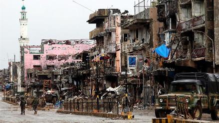 Más de 3200 muertos en Al Raqa en cuatro meses de ofensiva contra ISIS
