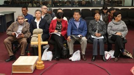 Abimael Guzmán fue expulsado de audiencia por faltar el respeto al tribunal