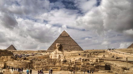 La teoría que explica las causas de las revueltas en el antiguo Egipto