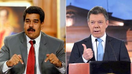 Santos pidió elecciones generales en Venezuela con ente electoral