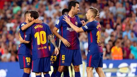 Un Barcelona en alza recibe a un Olympiakos sin puntos