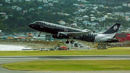 Aeropuerto de Wellington aparece entre los más peligrosos del mundo