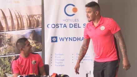 Juan Vargas molestó a Roberto Siucho por el gol que le metió a San Martín